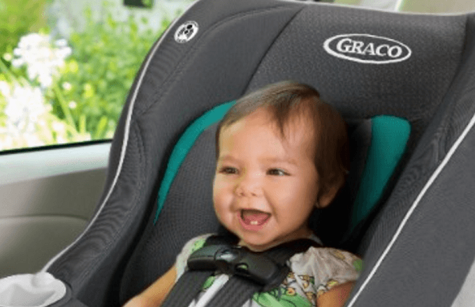 Graco recalls more than 25,000 car seats